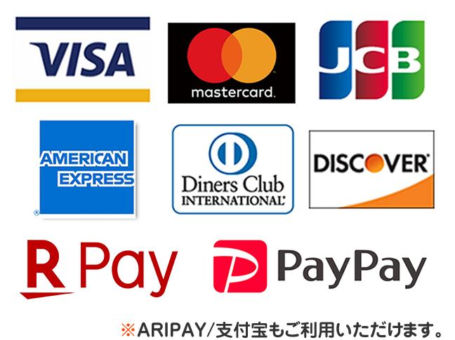 各種クレジットカードと電子マネー